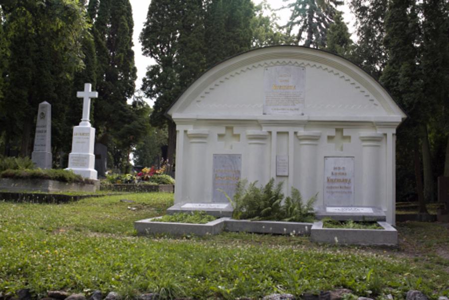 Národný cintorín - expozícia in situ, Martin