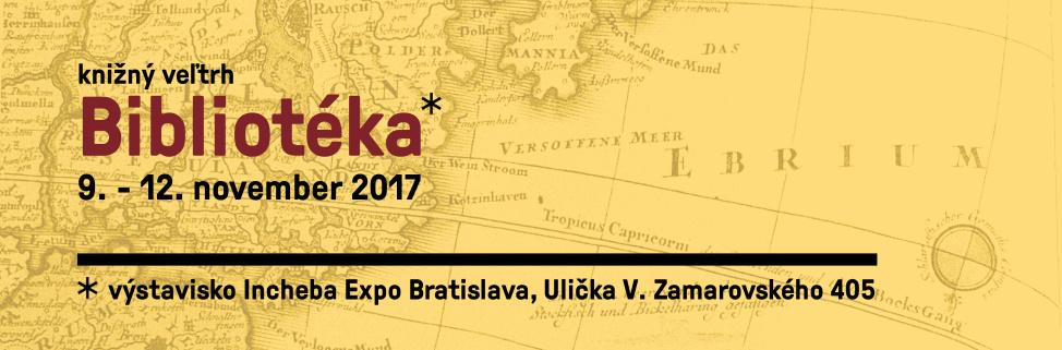 Slovenská národná knižnica na veľtrhu Bibliotéka 2017