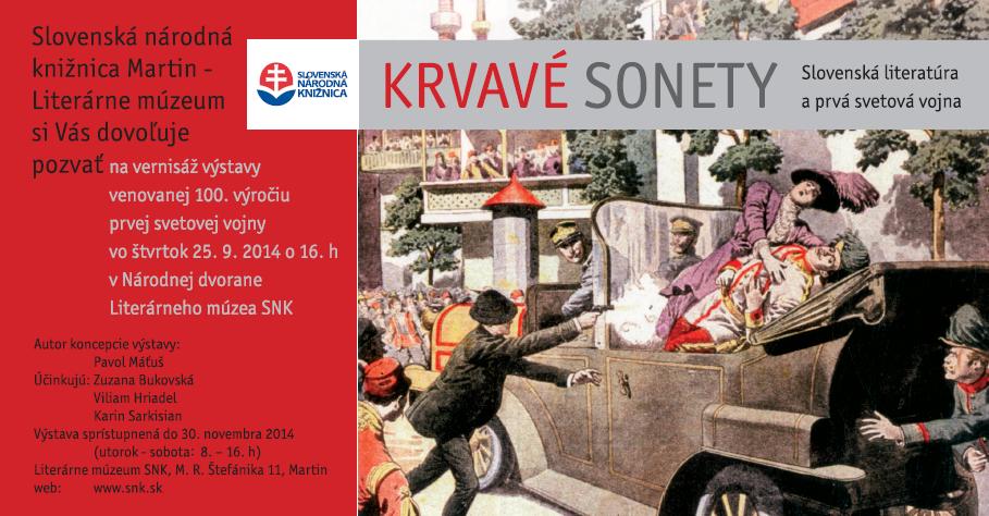 2014-09-25 LM SNK Krvave sonety pozvanka