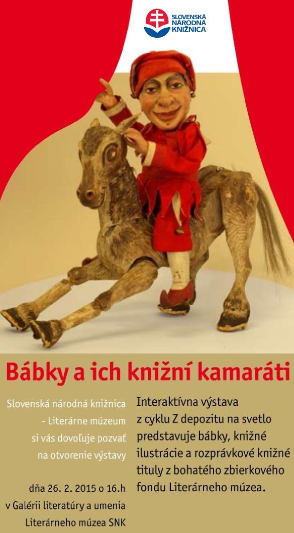 2015-02-26 LM SNK Babky a ich knizni kamarati vystava